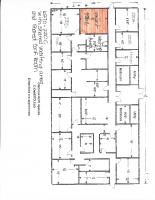Floor Plan – Suite 220C
