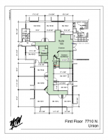Floor Plan – Suite 100
