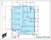 Floor Plan – Suite 101