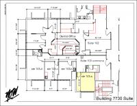 Floor Plan – Suite 103-a
