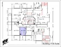 Floor Plan – Suite 103-c