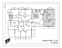 Floor Plan – Suite 200