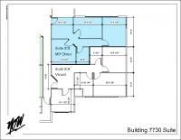 Floor Plan – Suite 203